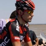 Manuel Quinziato looking serious