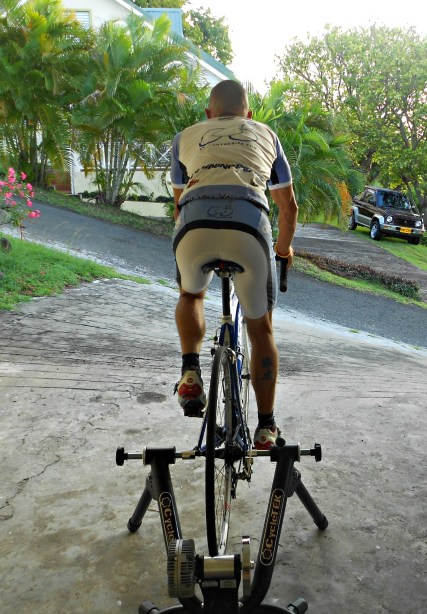CycleTEK Bicycle Trainer