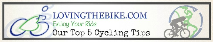 Top 5 Cycling Tips