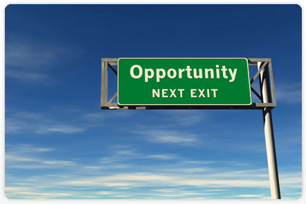 Move in the Direction of Opportunity