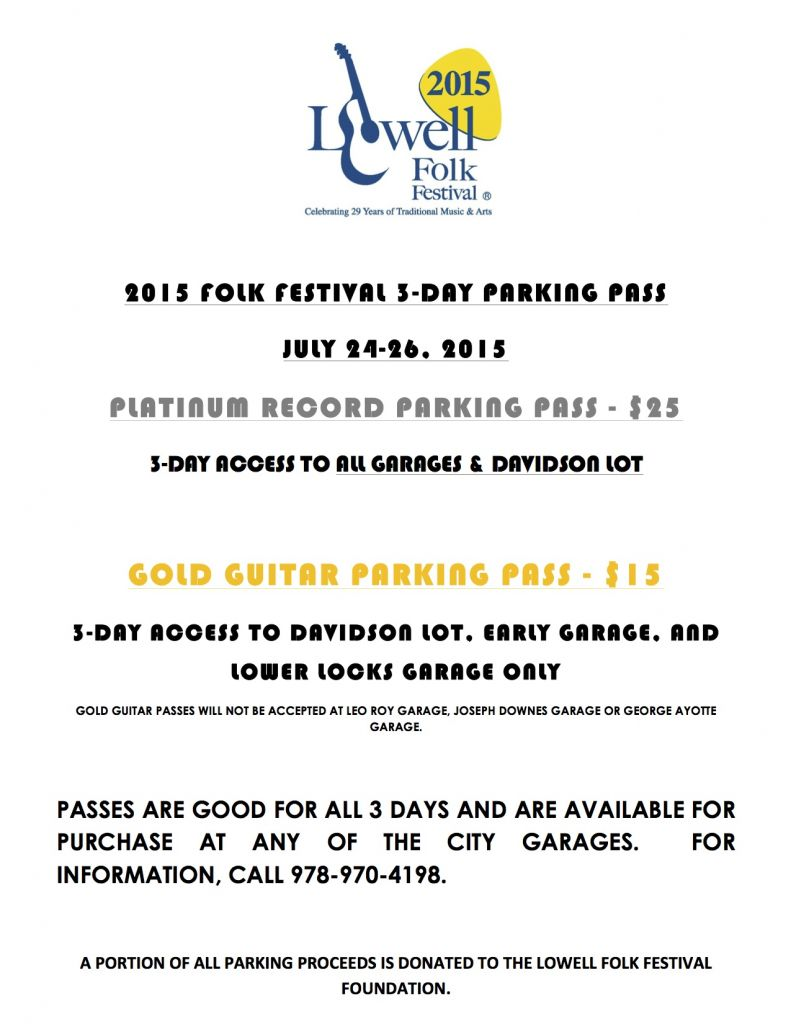 2015 FF Parking Advertisement