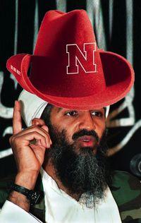 Bin Laden Cowboy Hat