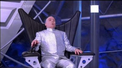 Dr evil chair