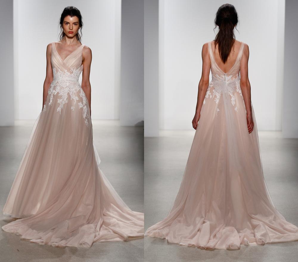lowveld wedding dress trends blush colored wedding dresses Lowveld I Do Wedding dress trends
