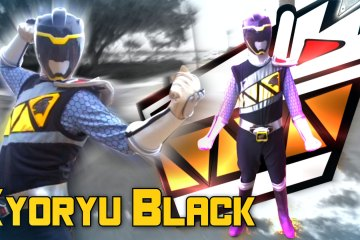 Power Ranger Black Super Sentai VS RTX 2016 Rooster Teeth_00000