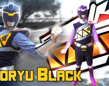 Power Ranger Black Super Sentai VS RTX 2016 Rooster Teeth_00000