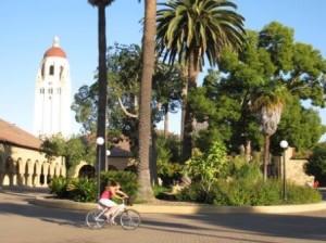 Stanford University Courtyard