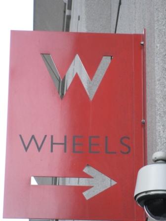 W Hotel Wheels