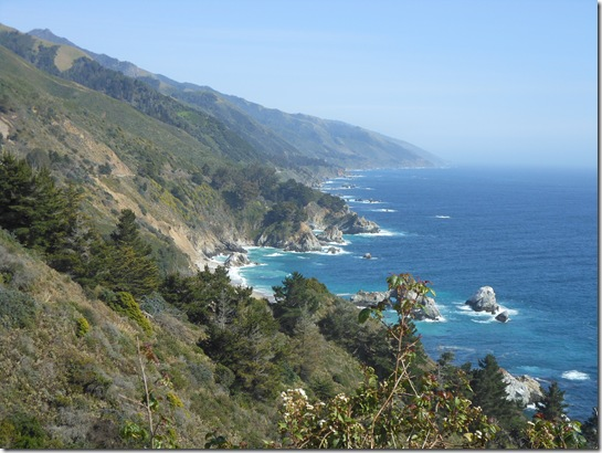 Central Coast-Big Sur 350