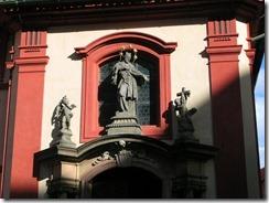 48a Hradcany District doorway Praha