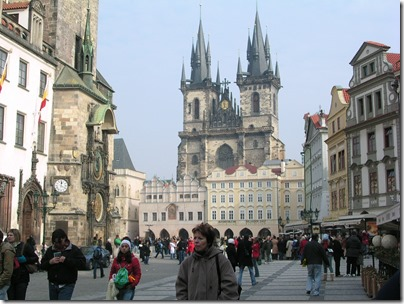 70 Staromestka Nam City Square Praha