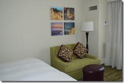 Marriott La Jolla couch