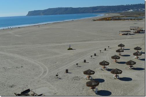 Navy Lodge Beach View