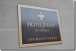 Hotel Julien Dubuque