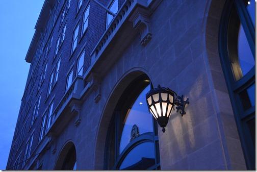 Hotel Julien exterior