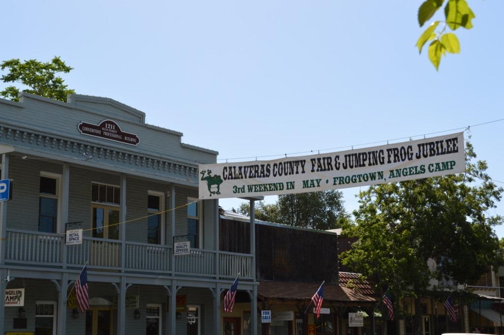 mark twains legacy calaveras county california