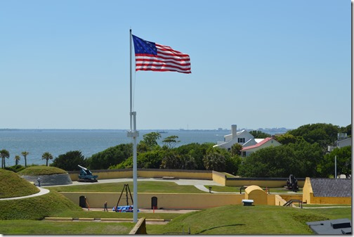 Fort Moultrie Charleston