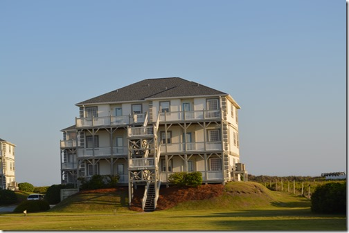 NC Island house