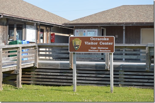 Ocracoke Visitor Center