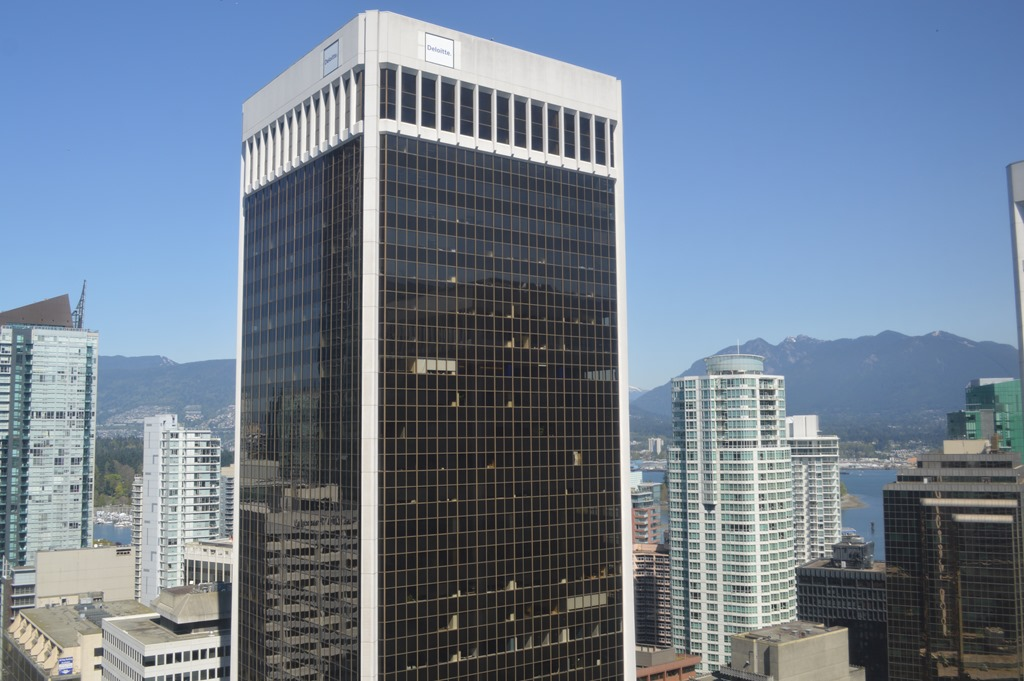 Hyatt Spa Vancouver