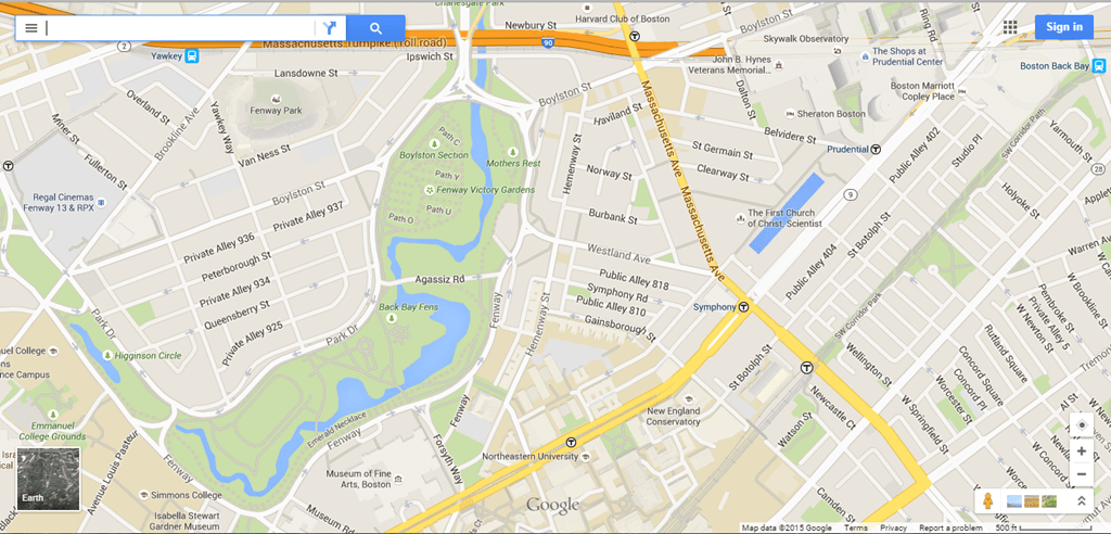 The Fens Map Boston Related Keywords Amp Suggestions  The