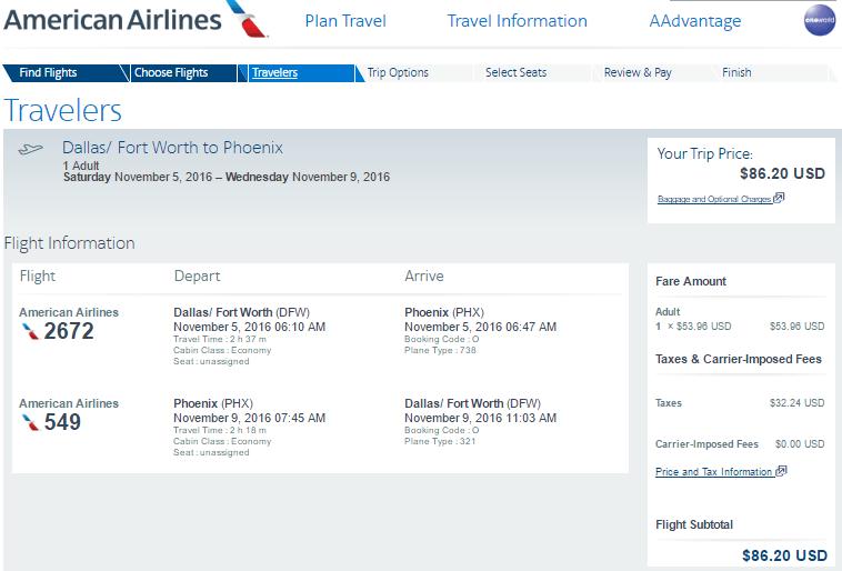 Deals to orlando $89 round trip