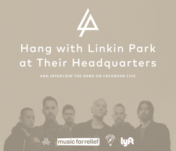 Here's Your Chance to Interview Linkin Park