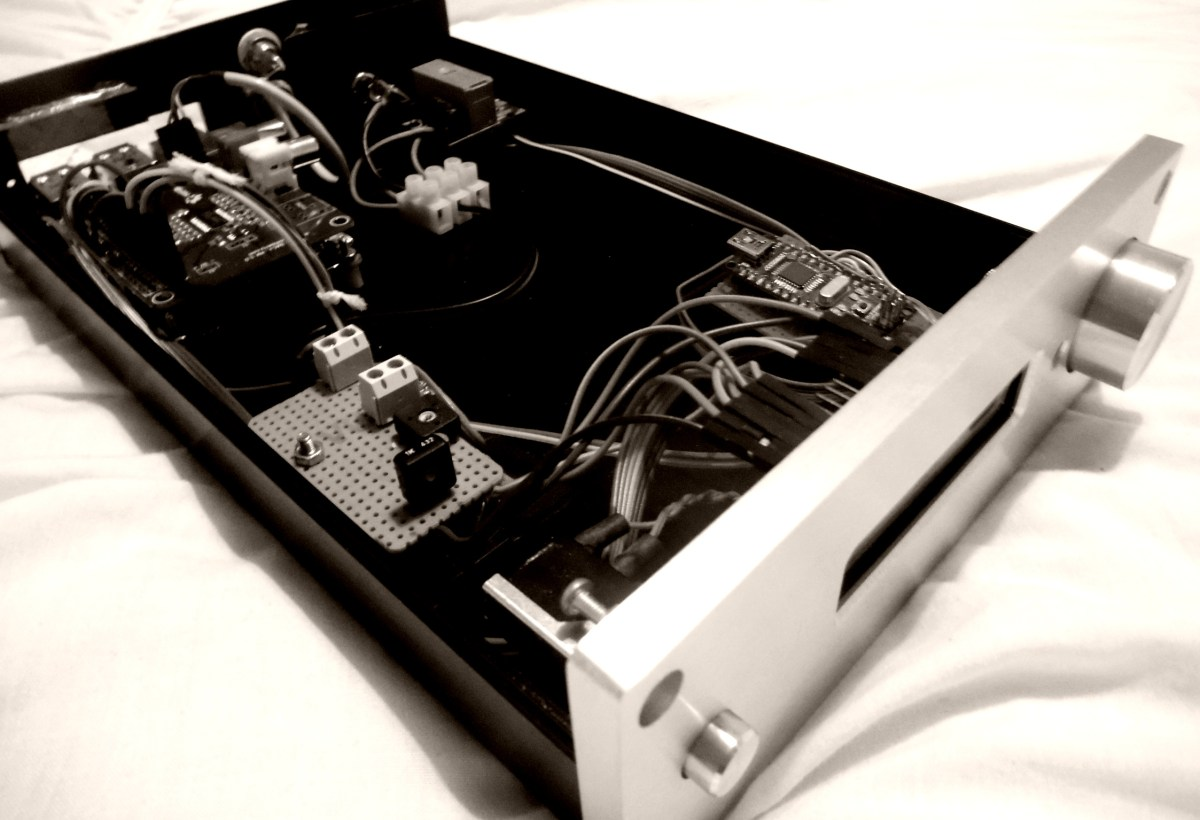 my new squeeze box server lukes projects