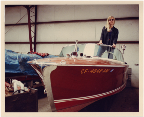 Trusted assistant claims 'her' Riva.....SF 418