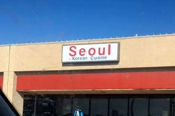 Seoul Restaurant Menu