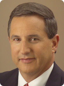 Mark Hurd, HP's former CEO