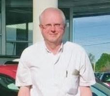 """Mark Lijek, author of """"The Houseguests"""""""