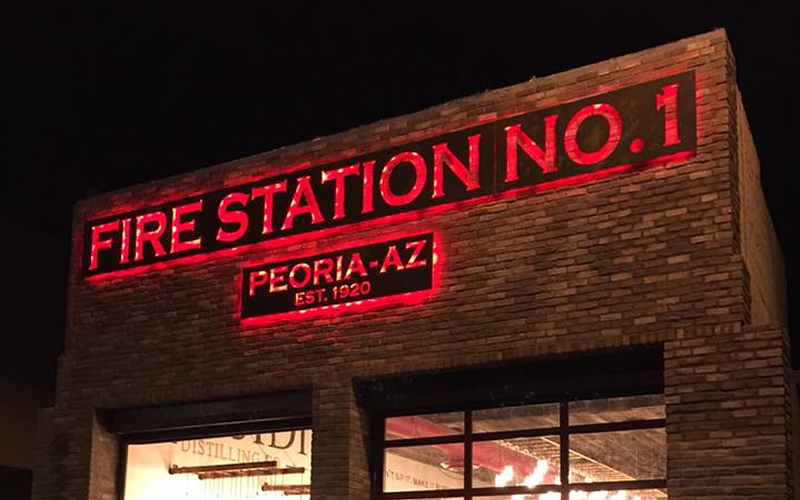 Lucidi Distilling Co. | Fire Station No. 1