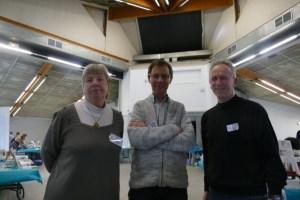 les trois mousquetaires - salon du livre rives 2018