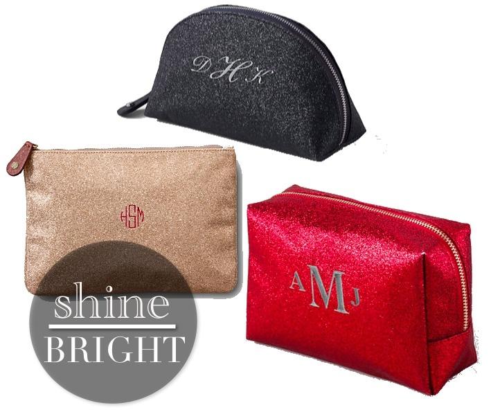 sparkle pouches
