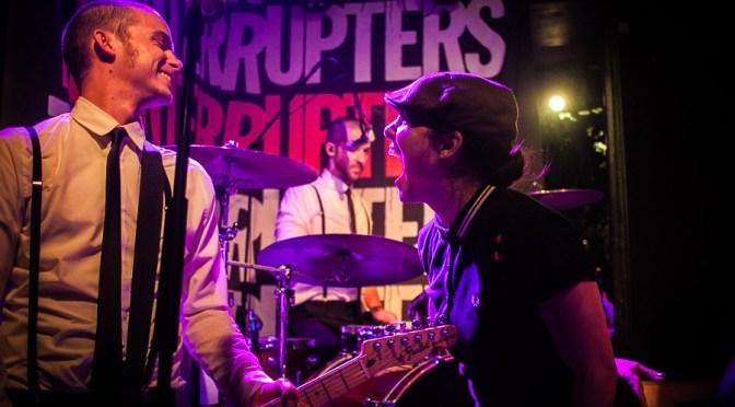 Konzertfotos: The Interrupters + Donner Karlsson