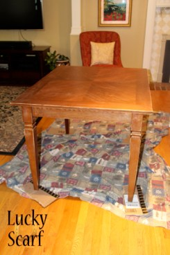 Table/Before