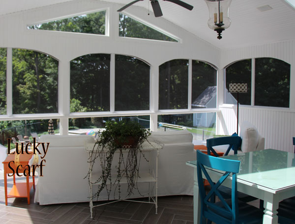 Screen Porch Overview