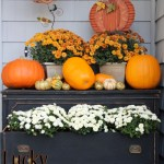 DIY Fall Decor – Glitter It Up!