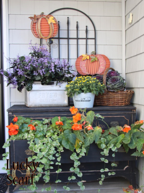 Fall Decor by LuckyScarf