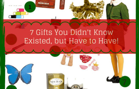 Gift Guide: 7 Gifts You Didn't Know Existed But Have to Have!