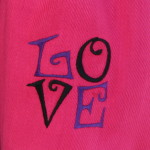 Lucky in Love – 25% Off All Monogrammed Pashminas