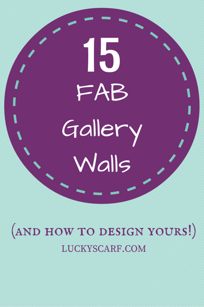 How to Design Your Gallery Wall