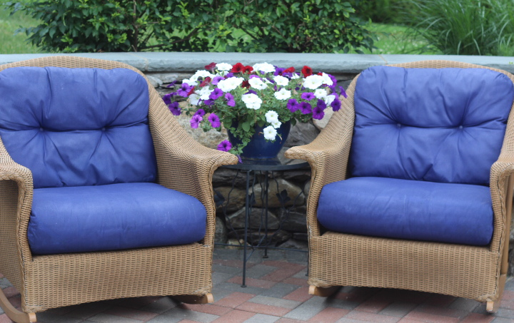 Patio Furniture After
