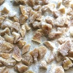 Candied Ginger – The Sweet and Spicy Treat