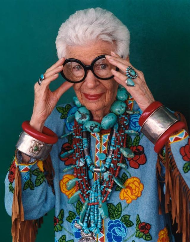 iris apfel fashion