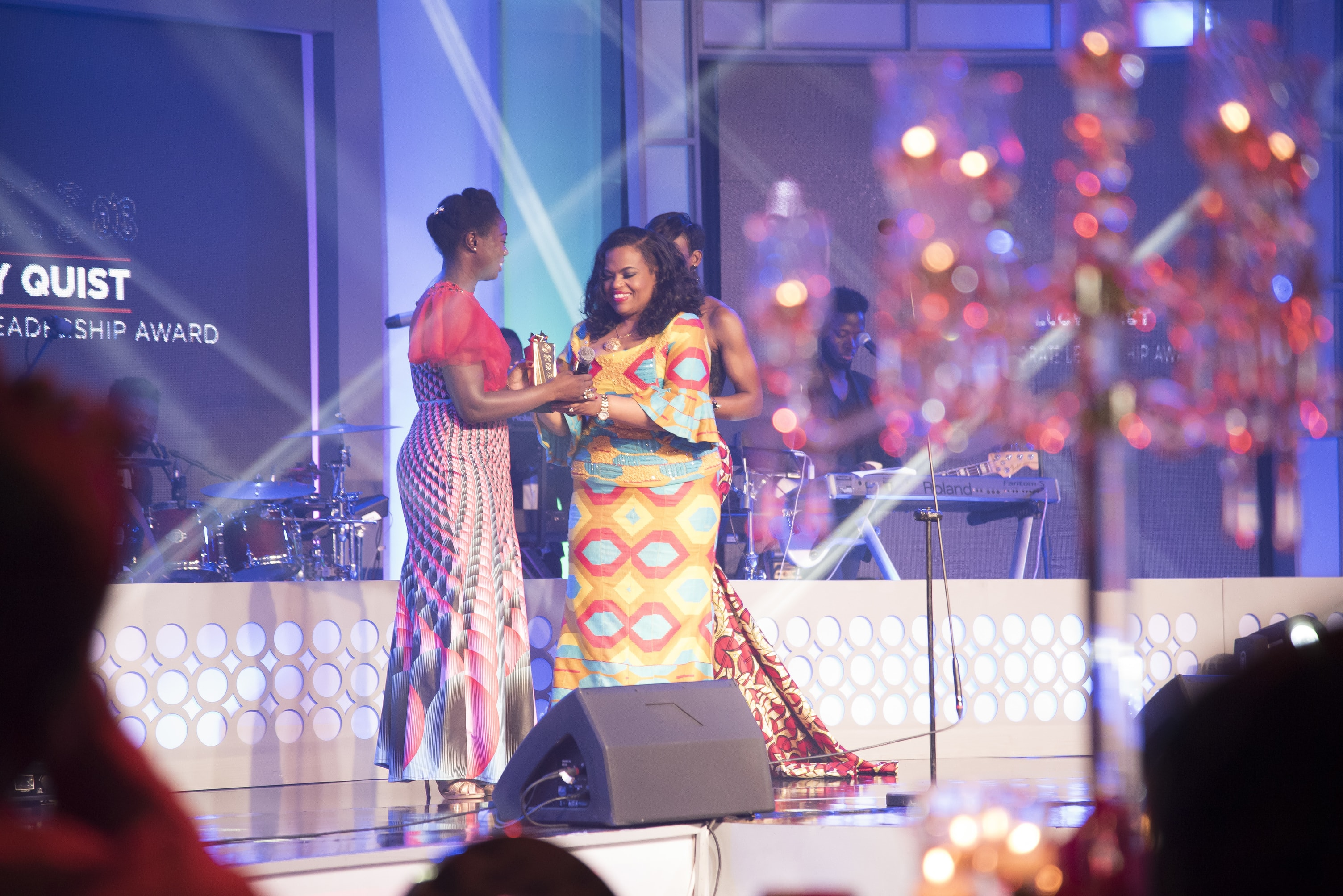 LUCY QUIST HONOURED FOR EXCEPTIONAL CORPORATE LEADERSHIP