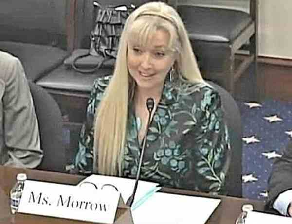 Testimony, U.S. House of Representatives, Washington DC