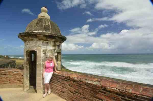 Fort Cristobal, Old San Juan. ©Doug Stead Photography