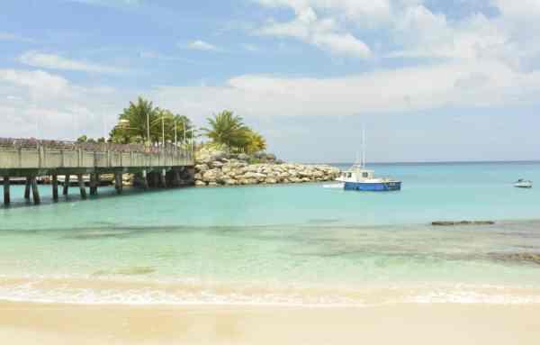 8 Barbados beac